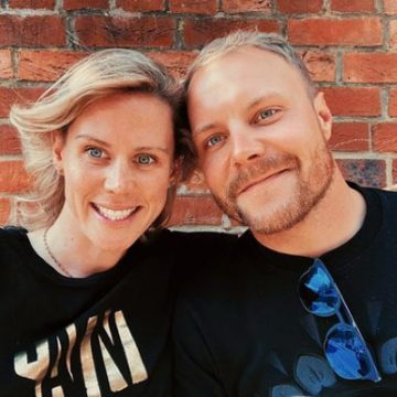 Valtteri Bottas' Girlfriend Tiffany Cromwell – Love Life Of The F1 Racer And The Australian Cyclist
