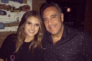 Brad Garrett's daughter Hope Violet Garrett