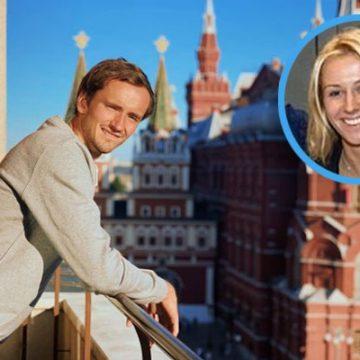 Daria Medvedeva, 7 Interesting Facts About Daniil Medvedev's Wife
