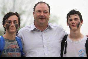 Dave Pietramala's sons, Nicholas Pietramala and Dominic Pietramala