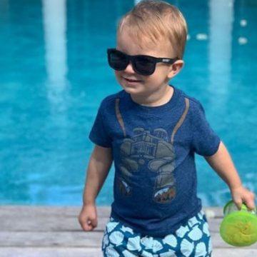 Meet River Jones Johnson – Photos Of Dustin Johnson And Paulina Gretzky's Son