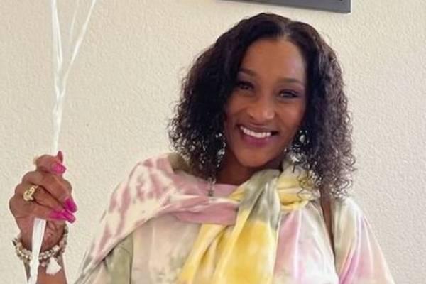 Master P's ex-wife, Sonya C