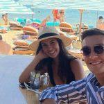 George Russell girlfriend, Carmen Montero Mundt