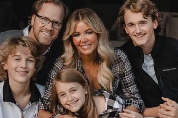 Chris Pronger's Son Jack Hunter Pronger