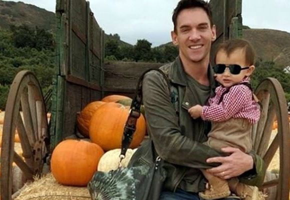 Meet Wolf Rhys Meyers – Take A Look At How Mara Lane And Jonathan Rhys Meyers' Son Is Growing Up