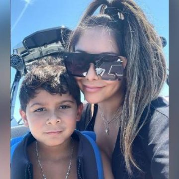 Learn Interesting Facts About Nicole Polizzi aka Snooki's Son Lorenzo Dominic LaValle