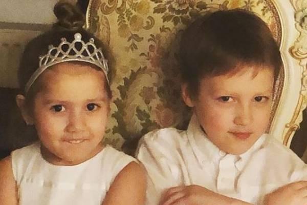 Pavel Bure's Children