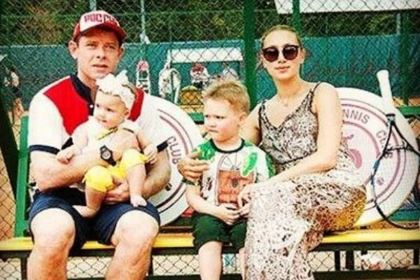 Pavel Bure's Kids