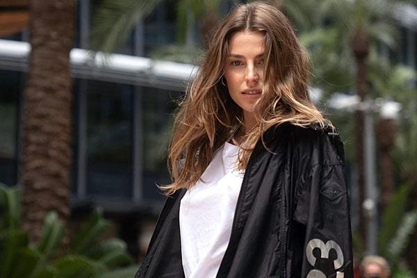 Lance Stroll's girlfriend, Sara Pagliaroli