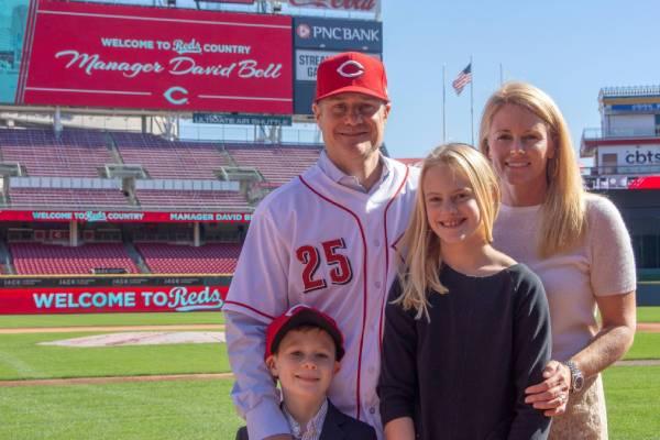 David Bell's Wife Kristi Kimener